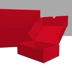 Klappboxen im DIN-Format außen & innen bedruckt