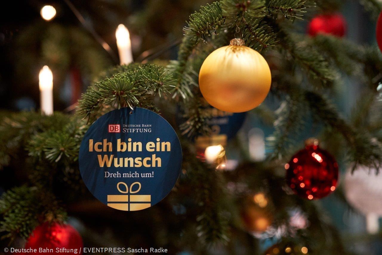 Wunscherfüller der Deutschen Bahn Stiftung